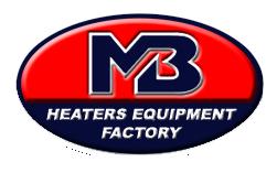 Logo firmy WUG MB - Wytwórni Urządzeń Grzejnych